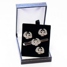 Cameronians - Cufflinks, Tie Slide or Boxed Set from